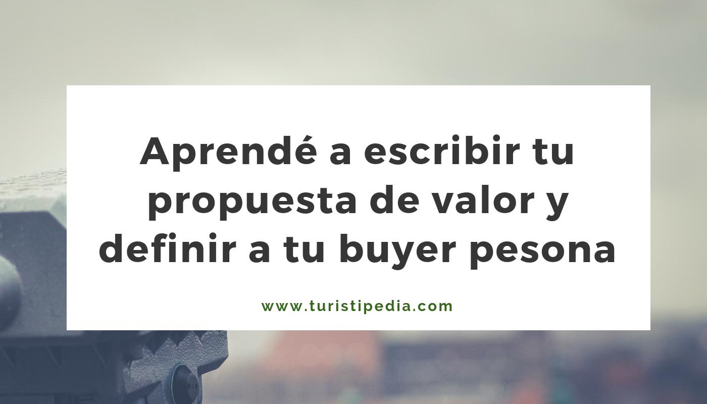 Aprendé a escribir tu propuesta de valor y definir a tu buyer persona 41