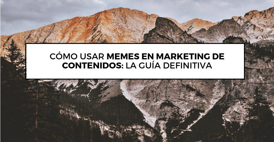 como usar memes en marketing la guia definitiva